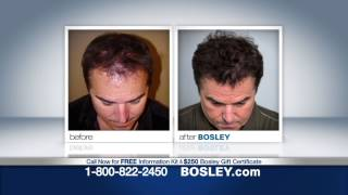 Bosley Hair Transplant Stories (Celebrities) NSYNC member Joey Fatone and Christopher Knight