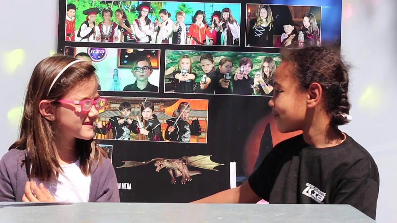 Entrevistas con los Kids in Black - Aklisia entrevista a Victoria
