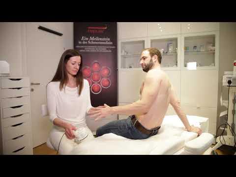 Der Puls die Therapie bei gribke der Nägel auf den Beinen