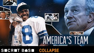 How the Dallas Cowboys dynasty lived and died at the hands of Jerry Jones