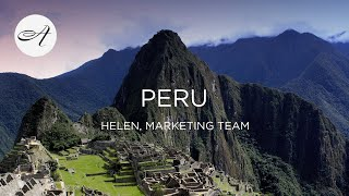 My travels in Peru, 2016