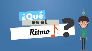 ¿qué Es El Ritmo?