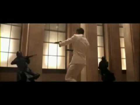 Equilibrium Fight Scenes