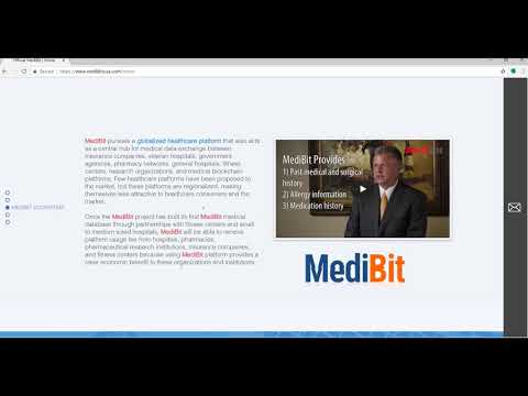 MEDIBIT video thumbnail