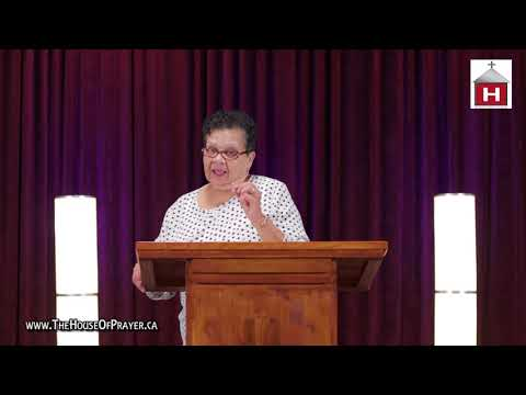 """""""Jesus is coming back for a spotless church"""" Part 2 with Pastor Jean Tracey (THOP)"""