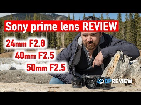 External Review Video 0Zqc9swMt9Q for Sony FE 40mm F2.5 G Lens (SEL40F25G)