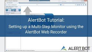 Vidéo de AlertBot Website Monitoring