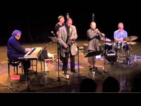 Brad Goode, trumpet and William Brian Hogg, tenor saxophone
