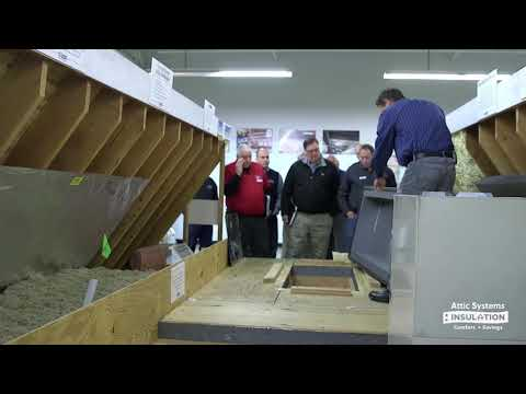 Attic Systems Dealer Training