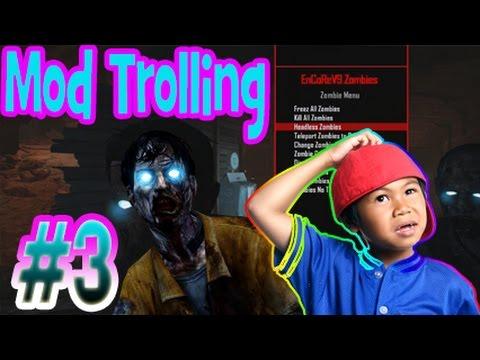 Black ops 2 Zombie Mod Trolling #3