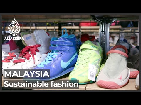Eco-friendly Malaysian fashion brands shift from 'throw away' culture