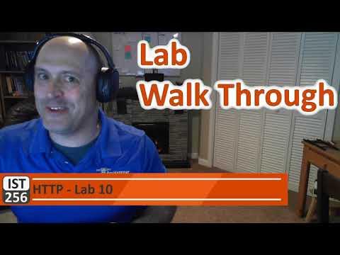 Lab Walk Through