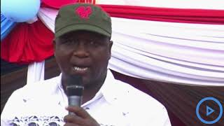 MP Kamket hints at a possible united front in the 2022 presidential