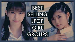 BEST SELLING JPOP GIRL GROUPS || Weeaboo