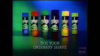 Edge Gel | Television Commercial | 1987