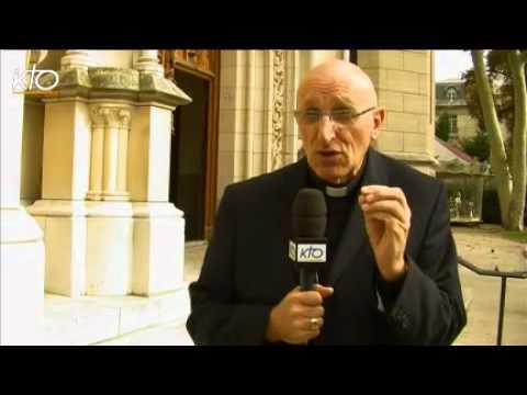 Semaine Thérésienne : rencontre avec Mgr Dominique Rey, évêque de Fréjus-Toulon