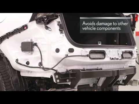 Lexus Genuine Towing Hitch