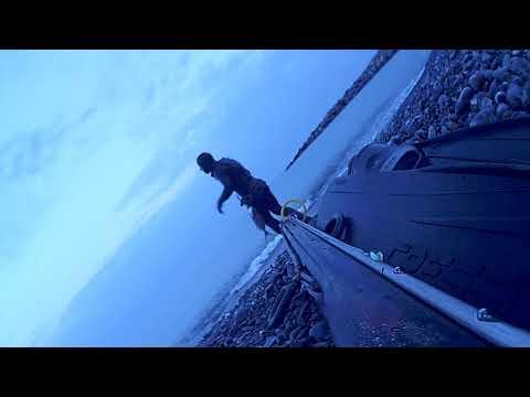 Marlin nero nel russo che pesca 3