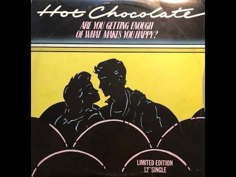 Hot Chocolate - Are You Getting Enough of What Makes You Happy? (1980 Vinyl)