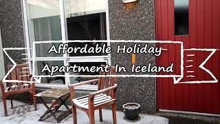 Iceland Family Holiday Apartment Review
