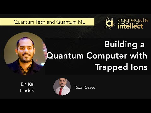 Building a Quantum Computer with Trapped Ions