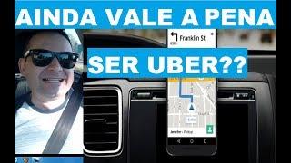 Ainda Vale A Pena Ser Uber?