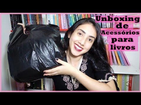?Unboxing | Acessórios Livros | Leticia Ferfer | Livro Livro Meu