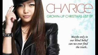 My Grown Up Christmas List - Charice