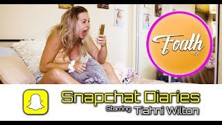 Snapchat Diaries