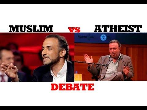 tariq ramadan vs atheist dating