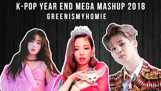 pop vs kpop 2018 mashup - TH-Clip