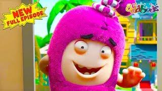 Oddbods | NOUVEAU | LE CADEAU | ÉPISODE COMPLET | Dessins Animés Amusants Pour Les Enfants