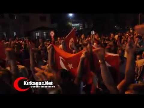 KIRKAĞAÇ'TA KAHPE PKK'YA LANET YAĞDI, www.kirkagac.net, hakan demir