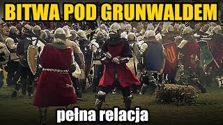 preview picture of video 'Bitwa pod Grunwaldem 1410 - Inscenizacja 2012 (pełna relacja) Medieval reenactment'