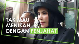 Ajukan Gugatan Cerai ke Vicky Prasetyo, Angel Lelga: Saya Tak Mau Berumah Tangga dengan Penjahat