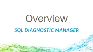 SQL Diagnostic Manager video