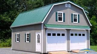2 Car Garage With Apartment Plans - Gif Maker  DaddyGif.com (see Description)