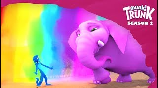 Rainbow Rising – Munki and Trunk Season 2 #4