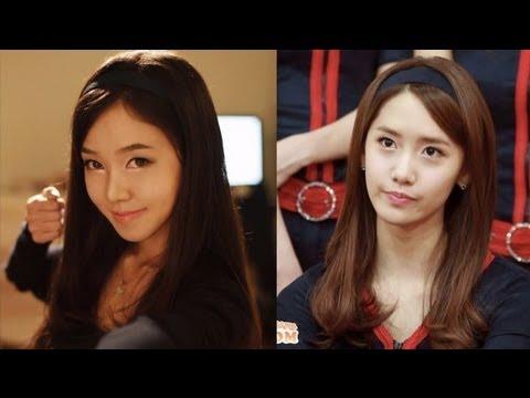 Yoona 允儿彩妆辅导