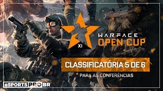 WARFACE | Classificatórias #05 com BrisaSuave e Nicesho0t