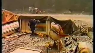 Строительство финского каркасного дома Фрагмент 2