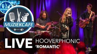 Hooverphonic   'Romantic' Live Bij Muziekcafé