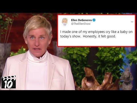 Lies Ellen DeGeneres Told During Her Season 18 Monologue