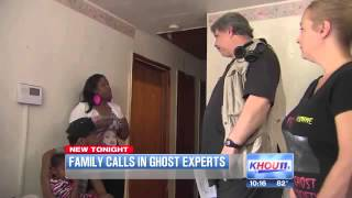Houston Family Terrified To Live In Their Haunted House Cause Of Ghosts!