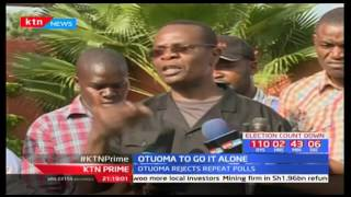 Paul Otuoma says he will vie for the Busia governor seat as an independent candidate