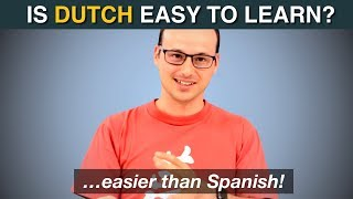 Is Dutch EASY To Learn?
