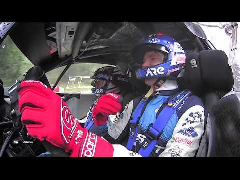 WRC - Neste Rally Finland 2019 / M-Sport Ford WRT: SATURDAY Highlights