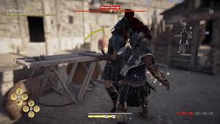Assassin's Creed: Odyssey - Chapter 8: Main Quest #5: A-Musing Tale