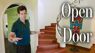 Inside Mark Ronsons Spanish-Style LA House | Open Door | Architectural Digest
