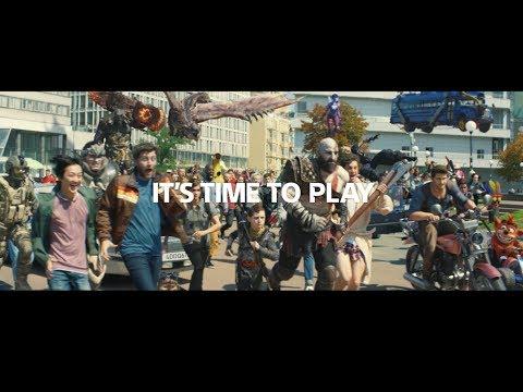 PS4宣傳影片